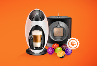 Dolce Gusto: The Pod