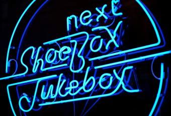 Next: #ShoeBoxJukebox