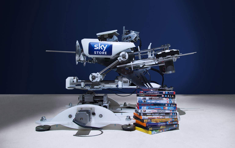 Sky: #ShootTheMovie