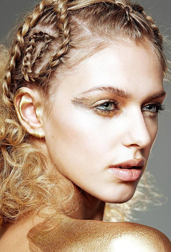 hair by Joël